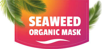 логотип Seaweed Organic Mask