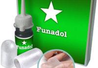 капли Funadol от грибка