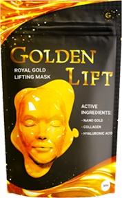 маска GoldenLift от морщин