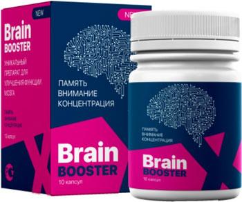 капсулы Brain Booster X