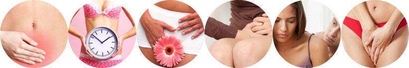 Симптомы женских заболеваний