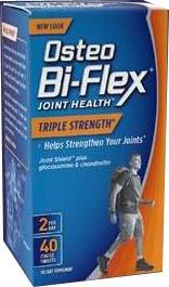 таблетки Osteo Bi-Flex от болей в суставах