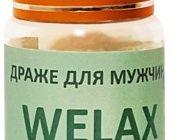 Драже Welax для потенции