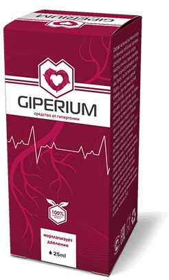 Giperium от гипертонии