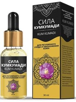 масло Сила Кумкумади для кожи лица