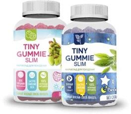 Tiny Gummie Slim мармелад для похудения