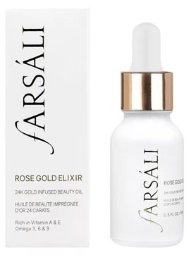 Farsali Rose Gold Elixir от морщин