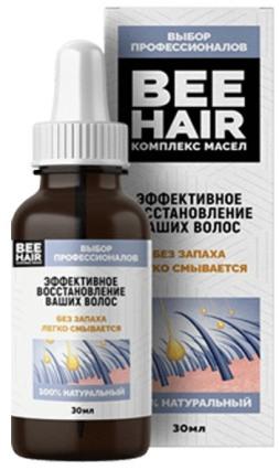 Bee Hair масло для волос