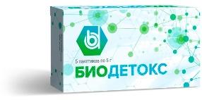 биокомплекс Биодетокс от грибка