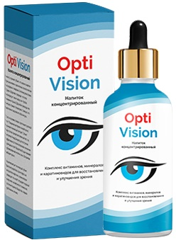 OptiVision капли для зрения