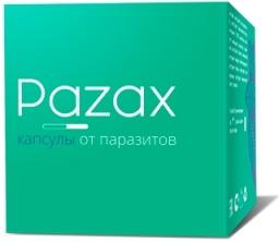 Pazax капсулы от паразитов