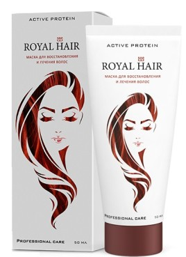 Royal Hair для восстановления волос