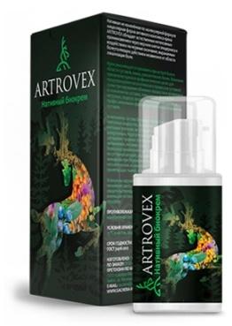 Artrovex гель для суставов