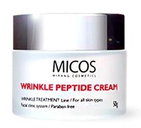 Wrinkle Peptide Cream крем от морщин