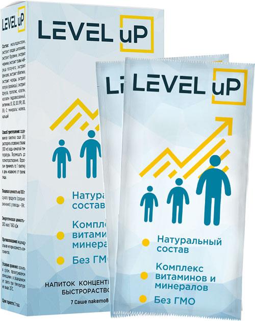 Level Up активатор роста