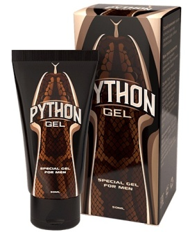 Python Gel интимный крем
