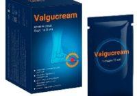 Крем Valgucream от косточки на ноге