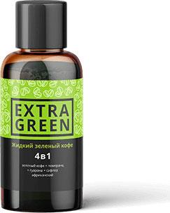 Extra Green сироп для похудения