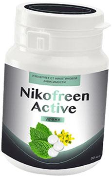 Nikofreen Active от никотина