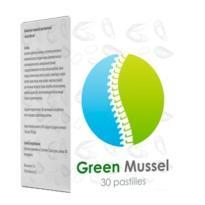 Green Mussel пастилки от болей в суставах