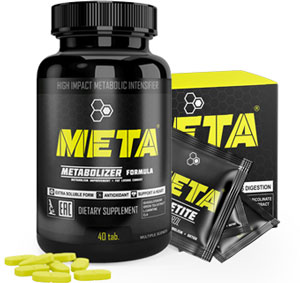 Комплекс Meta Appetite Control и Metabolizer Formula