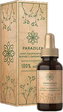 Антигельминтное средство Parazilex