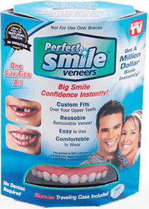 Perfect Smile Vaneers для зубов