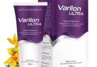 Крем Varilon Ultra от варикоза