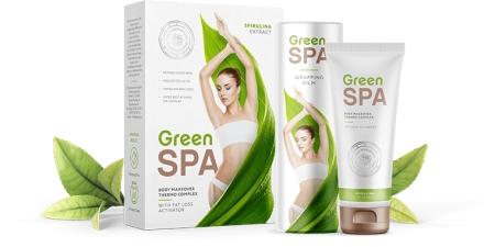 Green Spa комплекс для похудения