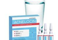 aknelocin гель и ампулы от прыщей
