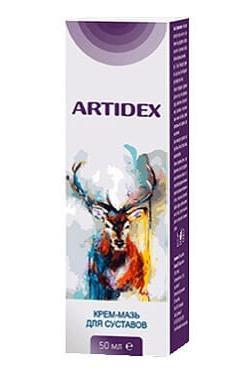 Крем Artidex от болей в суставах