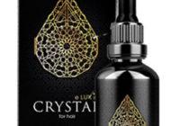 Бальзам Crystal Eluxir для укрепления волос