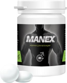 Manex жвачка для потенции