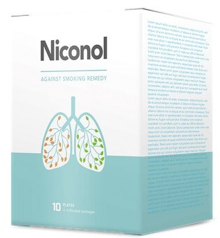 Niconol от никотиновой зависимости