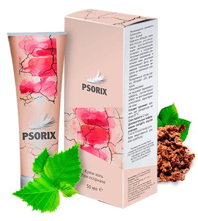 Psorix средство от псориаза