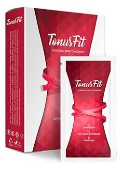 Таблетки Tonus Fit для похудения