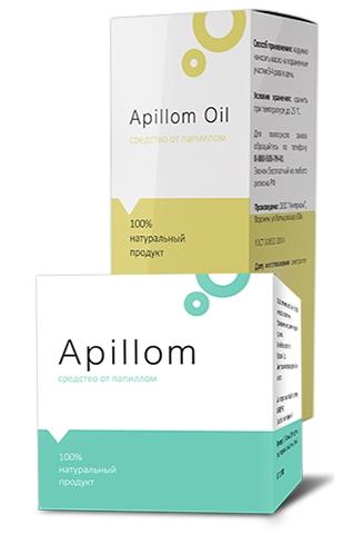 Apillom для борьбы с папилломой