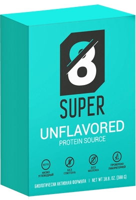 Super 8 для спортивного питания