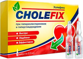 ХолеФикс от халестерина