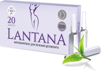 Lantana против растяжек и целлюлита