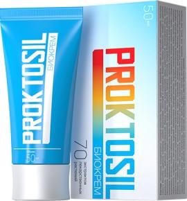 Proktosil крем для лечения геморроя