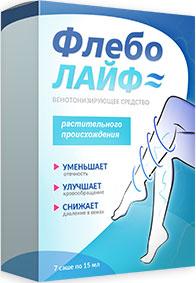 Флеболайф для лечения варикоза