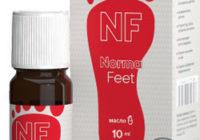 Противогрибковое масло NormaFeet