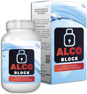 AlcoBlock от алкогольной зависимости