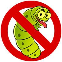Нет паразитам
