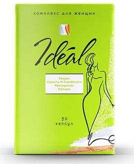 Ideal капсулы для омоложения кожи