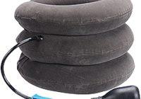 Ostio подушка-бандаж против шейного остеохондроза