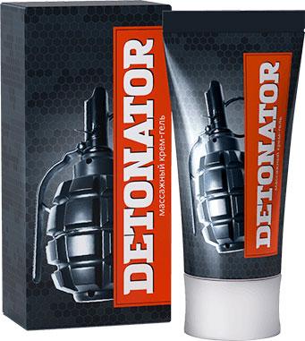 Detonator для увеличения полового органа