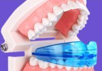 Dental Trainer удобная капа для исправления прикуса