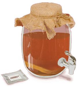 Чайный гриб Leomax для нормализации пищеварения